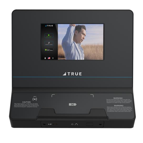 TRUE commercial stryker slat touchscreen console