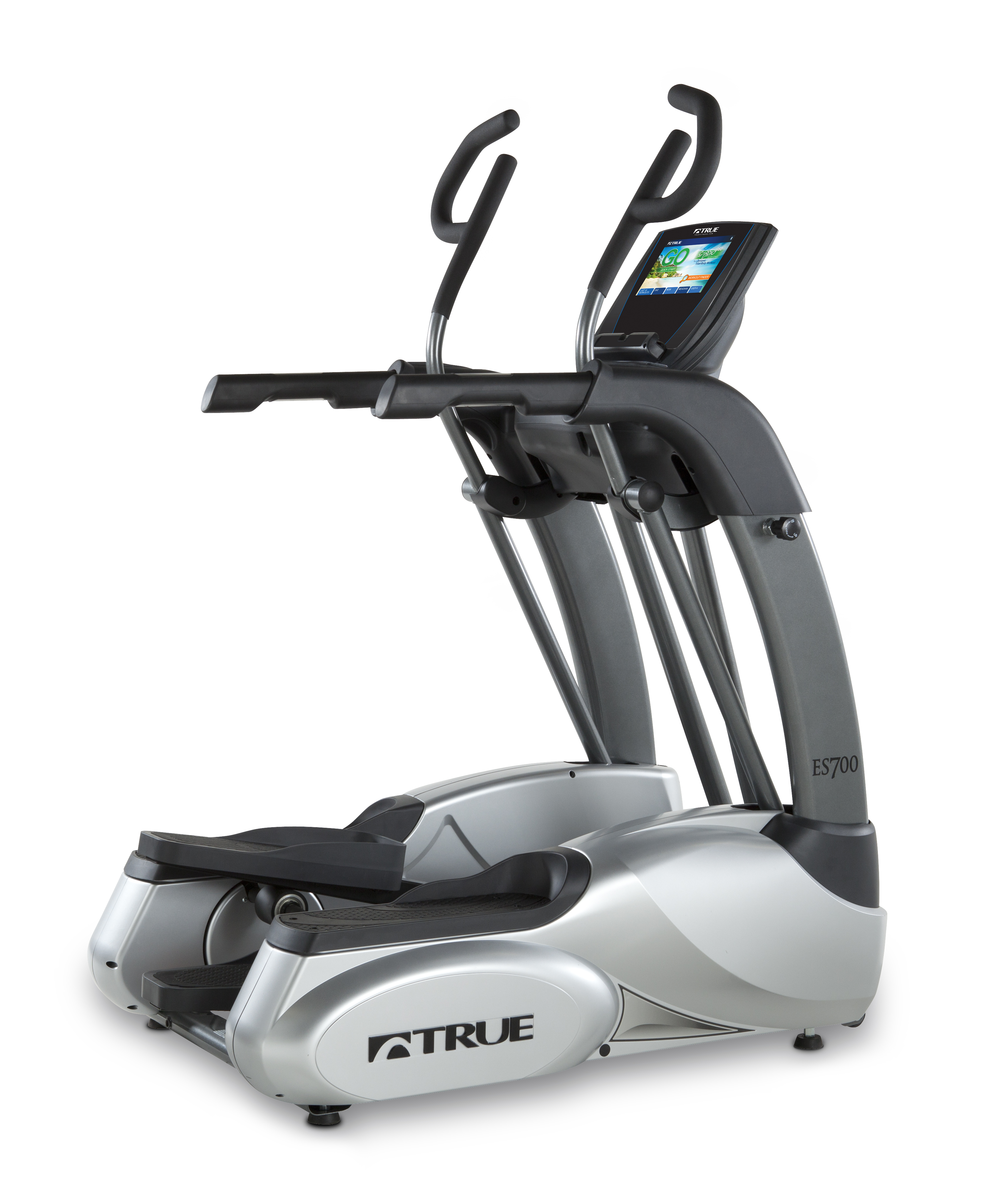 Fitness Equipment Services: Residential TRUE ES700 Elliptical