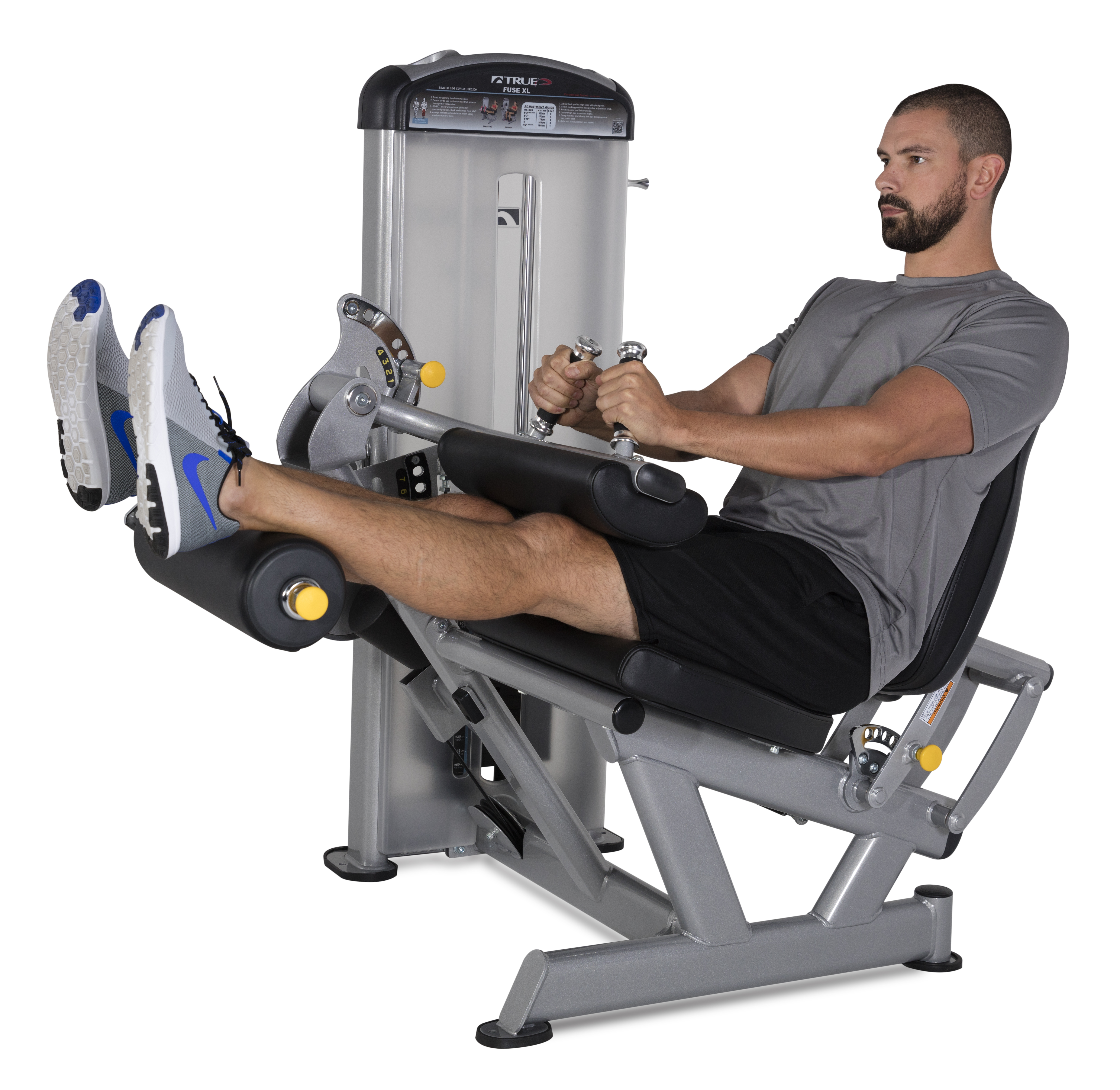 Fitness Equipment Services: Paramount FUSE XL 0200 Seated Leg Curl