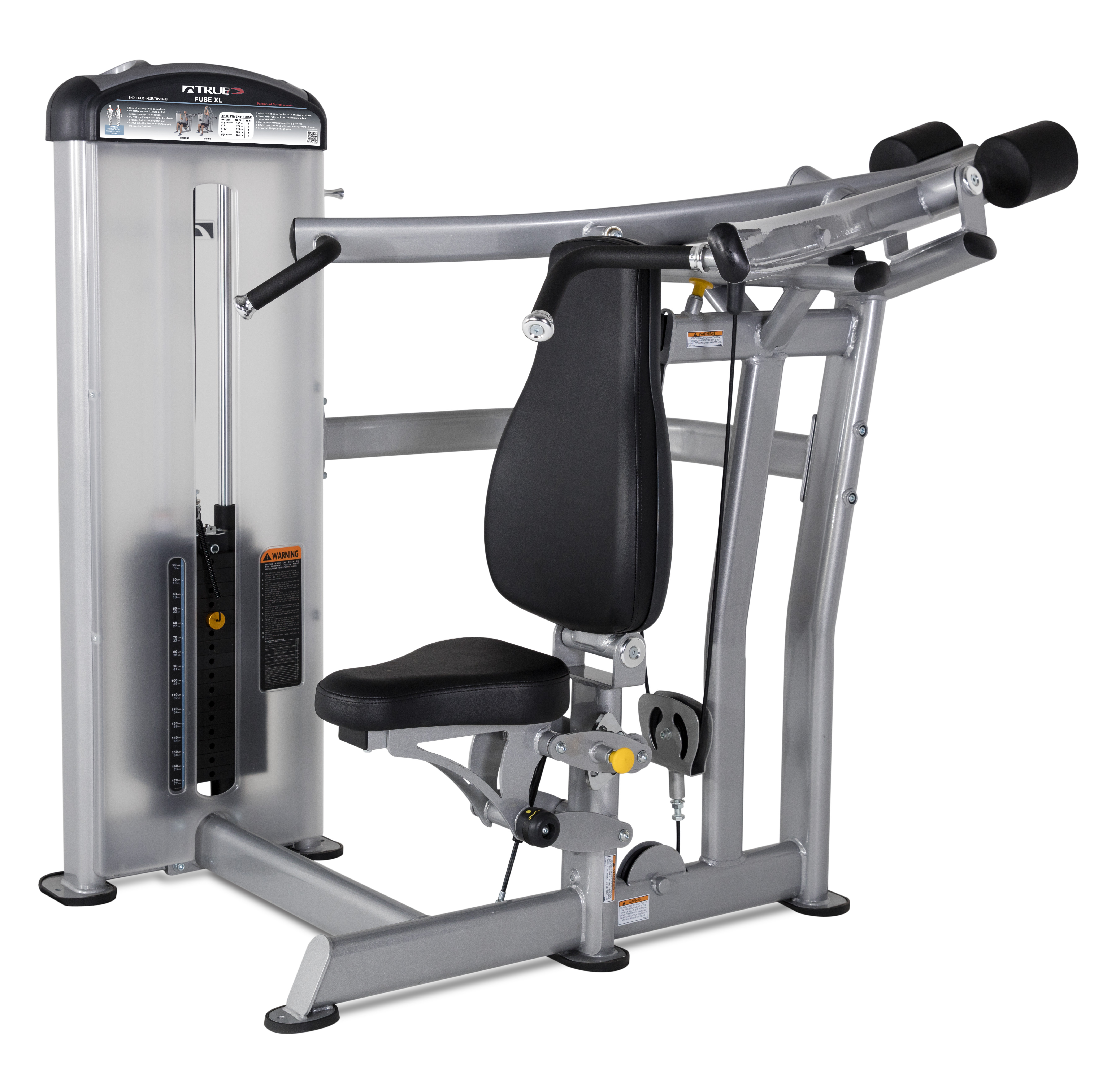 Fitness Equipment Services: Paramount FUSE XL 0700 Shoulder Press