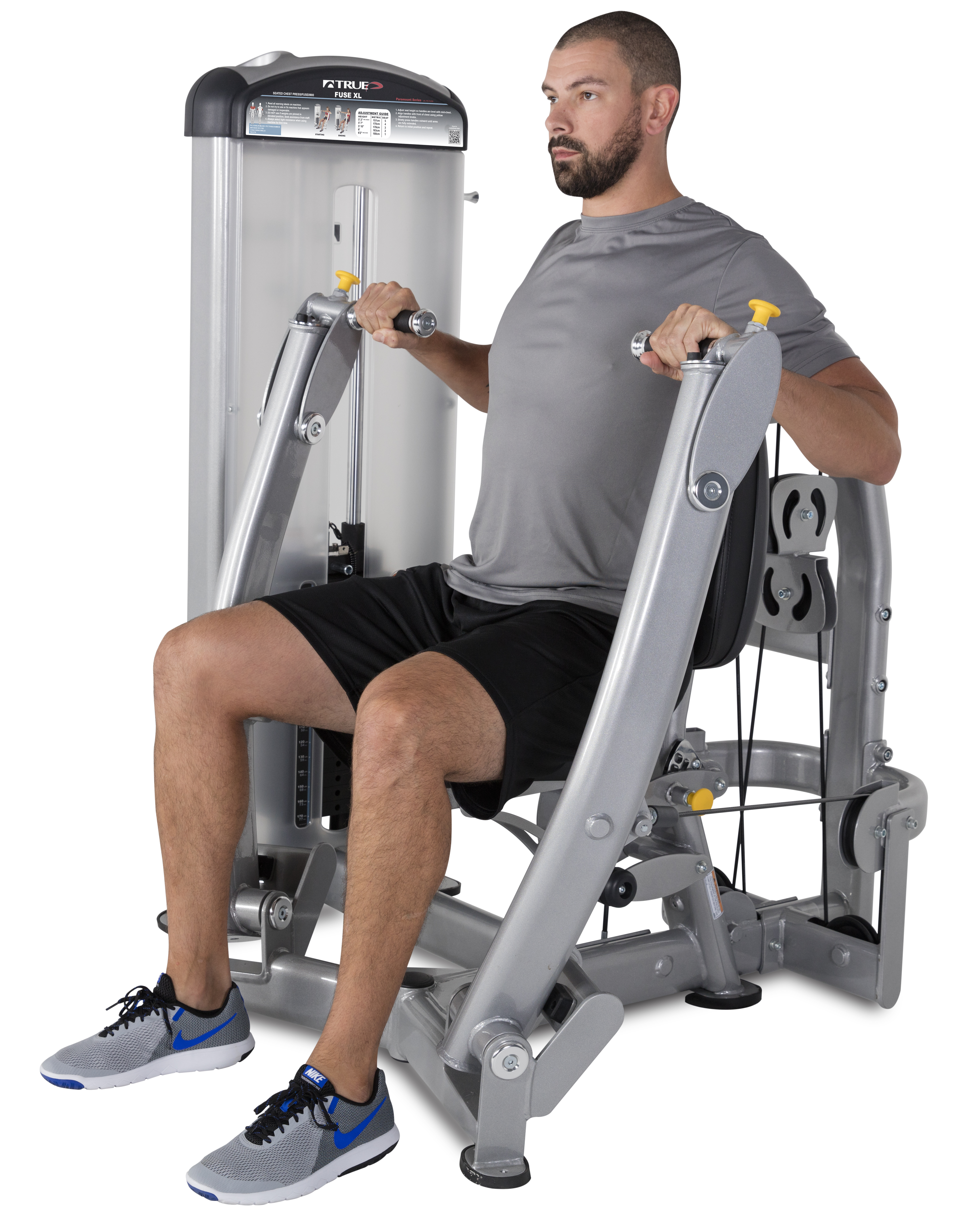 Paramount Fuse Xl 0900 Chest Press Tower Fitness