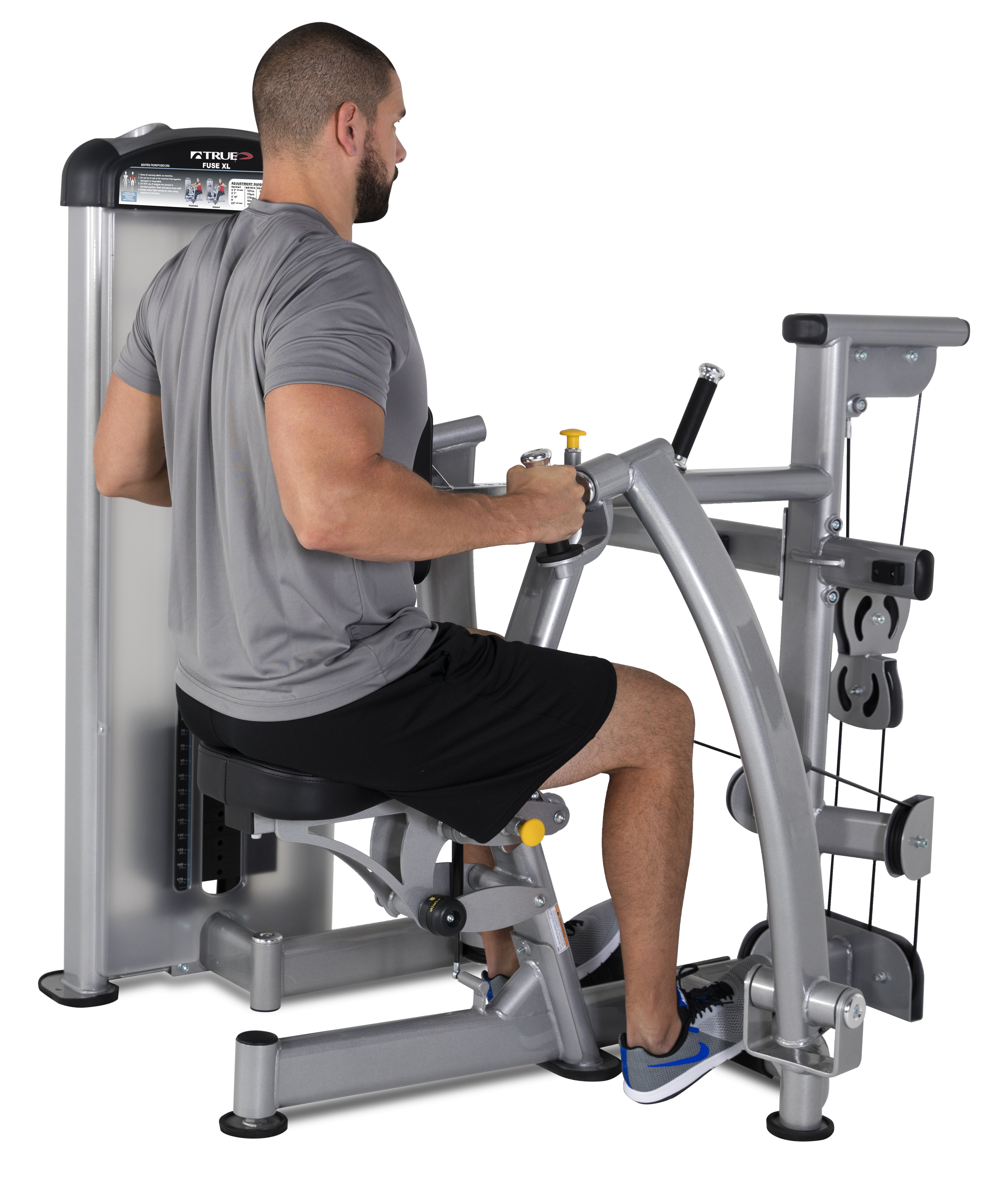 Fitness Equipment Services: Paramount FUSE XL 1200 Seated Row