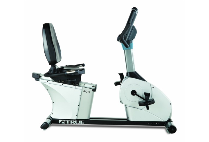 Commercial TRUE C400 Recumbent Bike