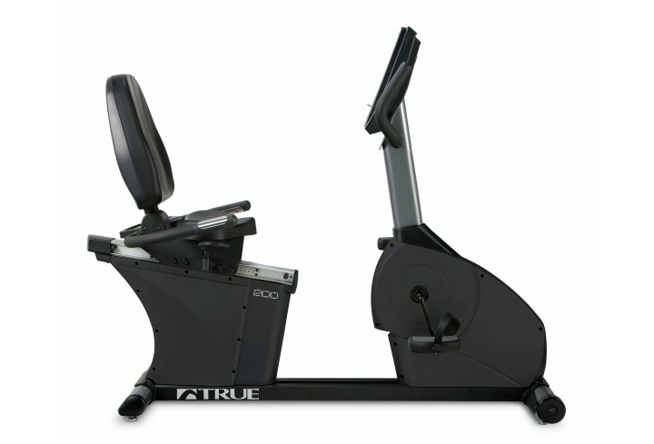 Commercial TRUE CS200 Recumbent Bike