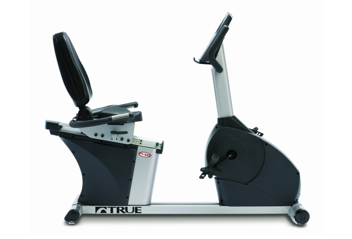 Commercial TRUE PS100 Recumbent Bike
