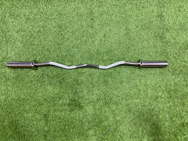 Ultimate Fitness Curl Olympic Bar