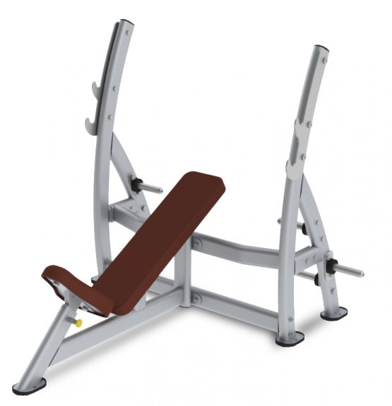Paramount XFW 7200 Incline Press Bench with Plate Holders