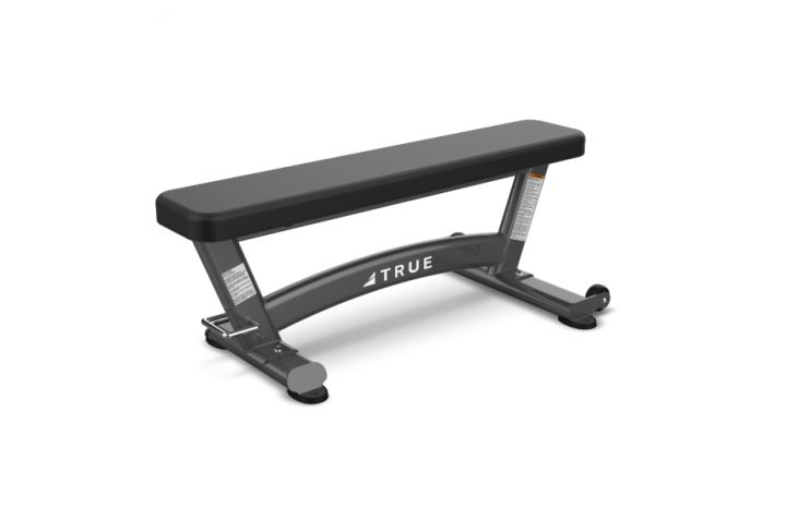 TRUE Fitness XFW 7000 Flat Bench