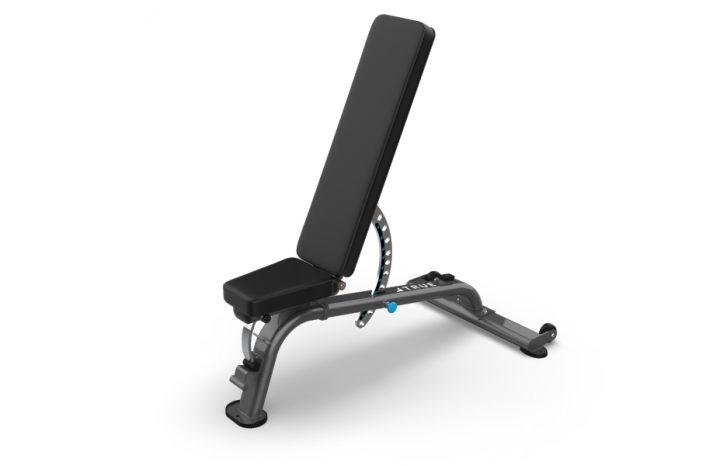 TRUE Fitness XFW 7500 FID Flat Incline Decline Bench