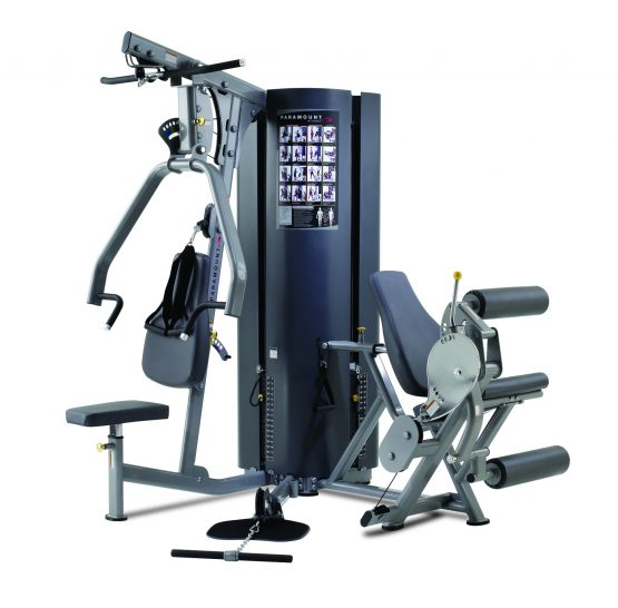 Paramount MP 2.0 2 Weight Stack/3 Station Gym