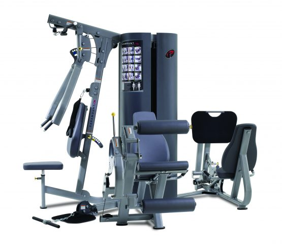 Paramount MP 3.5 3 Weight Stack/ 4 Station Gym
