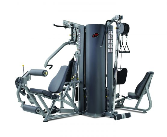 Paramount MP 4.0 4 Weight Stack/ 5 Station Gym