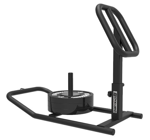 Dynamic Fitness Adjustable Hi Lo Sled Weights