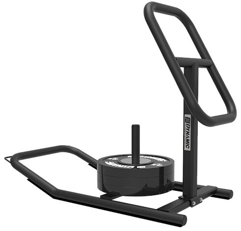 Dynamic Fitness Compact Hi Lo Sled Weights