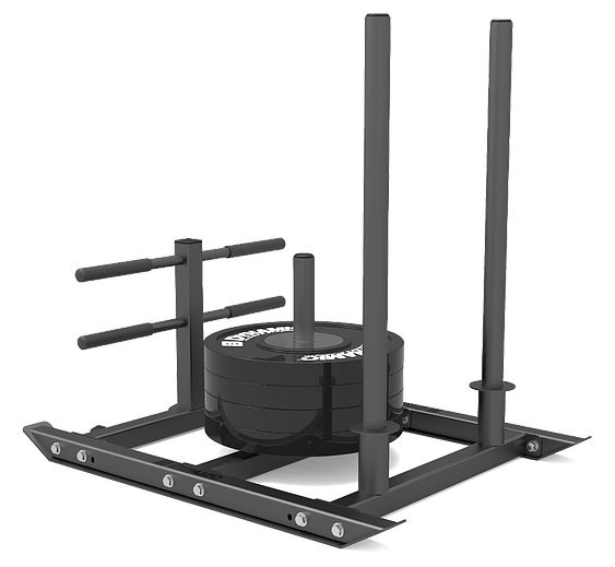 Dynamic Fitness Power Sled Weights