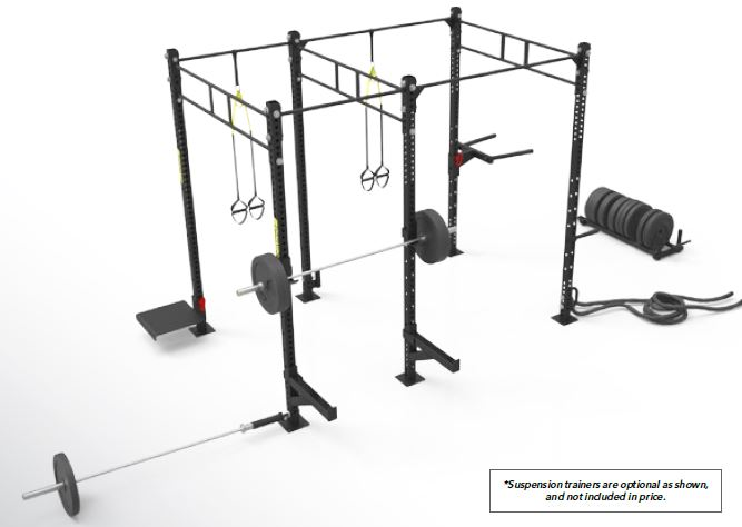 Dynamic Fitness 10' Standard Rig