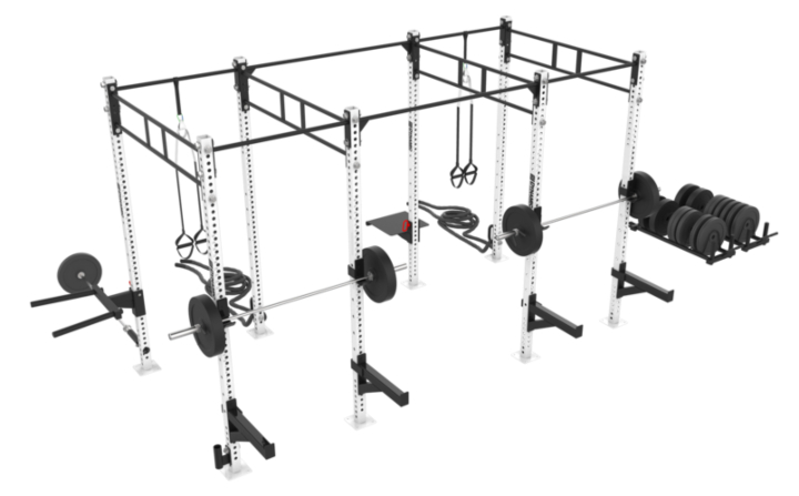Dynamic Fitness 14' Standard Rig