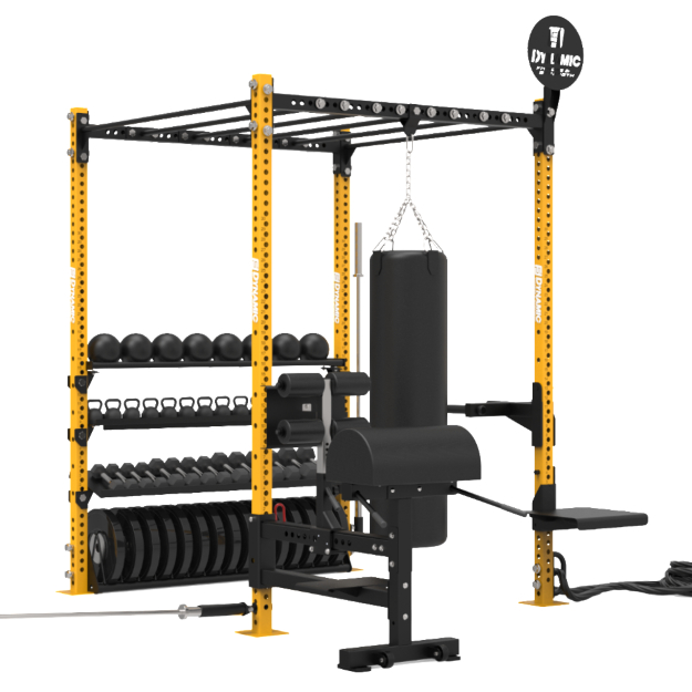 Dynamic Fitness 6' Monkey Rig