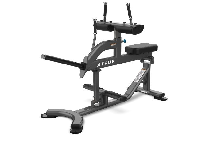 TRUE Fitness XFW5700 Seated Calf Bench