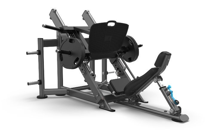 TRUE Fitness XFW7800 Plate Loaded Leg Press