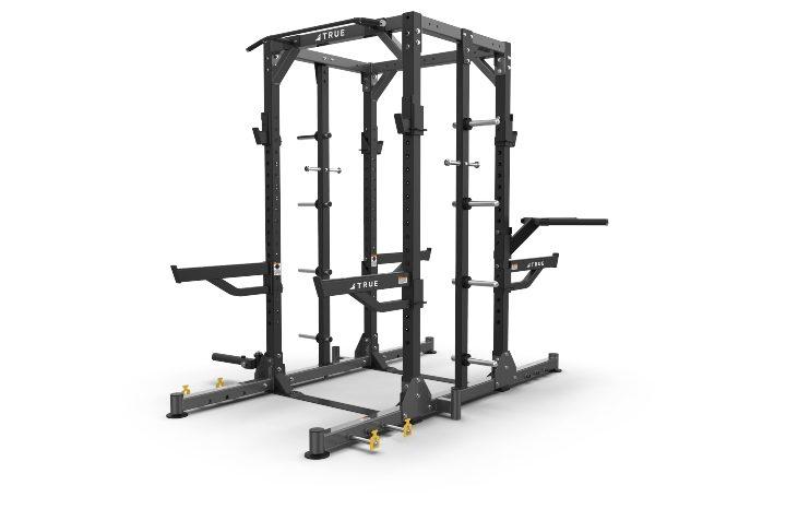 TRUE Fitness XFW8300 Dual Sided Half Rack