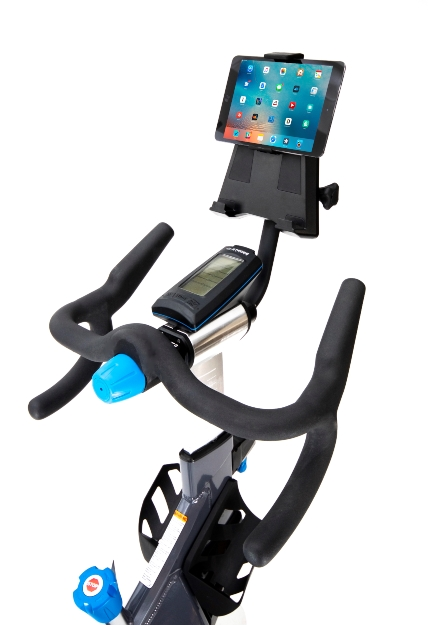 Stages Cycling Tablet Holder for Indoor Cycle Spin Bike