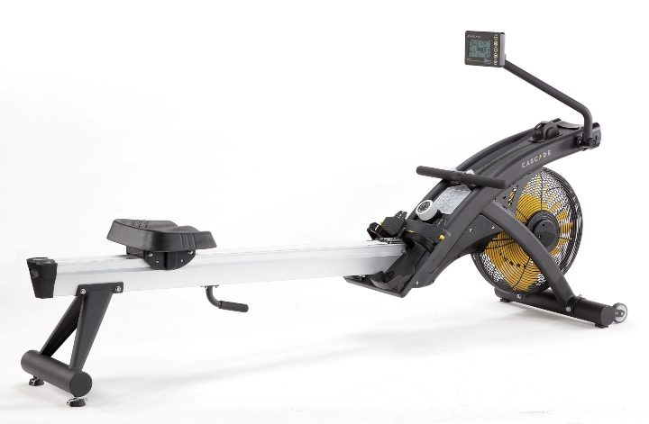 Cascade Indoor Air Rower Mag