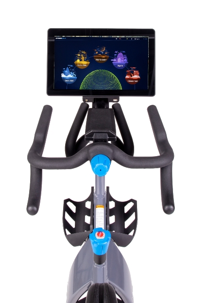 Stages Cycling Solo Indoor Cycle Spin Bike Screen Console