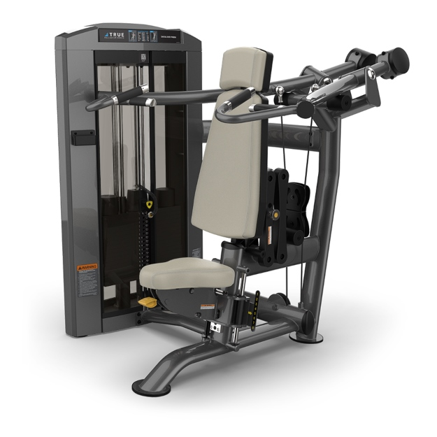 TRUE Fitness Palladium Series Shoulder Press