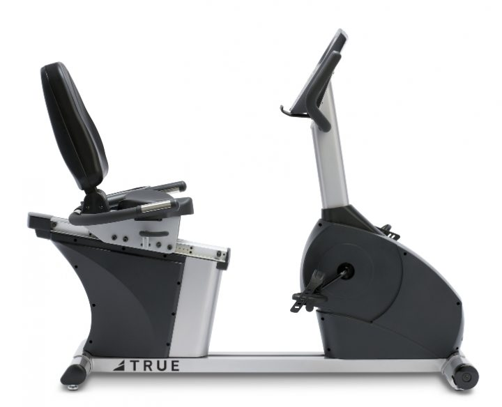 TRUE Fitness PS100 Recumbent Bike