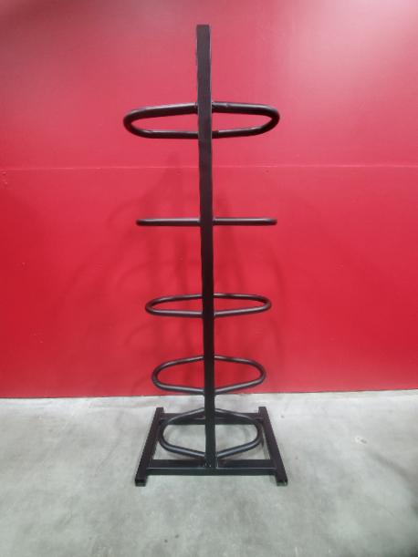 Tower Fitness Custom Medicine Wall Ball Rack Holder Storage