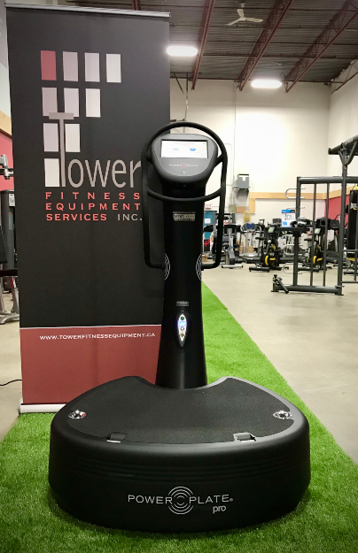 Power Plate Pro Whole Body Vibration