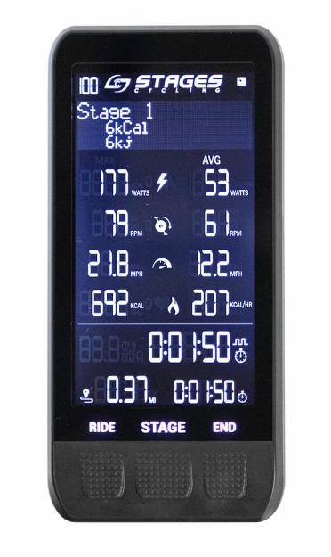 Stages SIC2 EcoSCRN Console