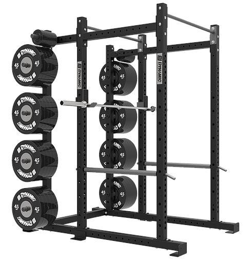 Dynamic Fitness Titan G2 Power Rack
