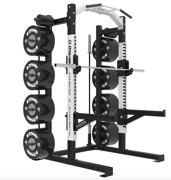 Dynamic Fitness Ultra Pro G2 Half Rack