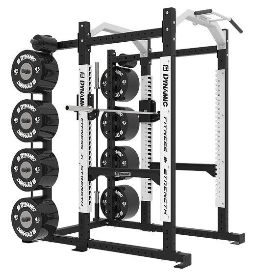 Dynamic Fitness Ultra Pro G2 Power Rack