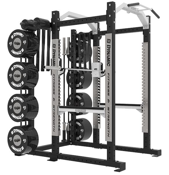 Dynamic Fitness Ultra Pro Power Rack