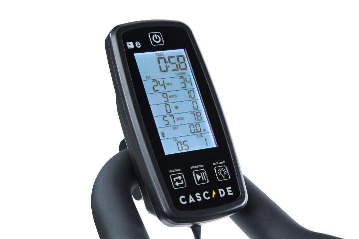 Cascade CMXPro Power Spin Bike Indoor Cycle