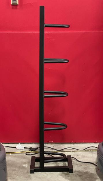 Tower Fitness Custom Medicine and Wall Ball Holder Storage