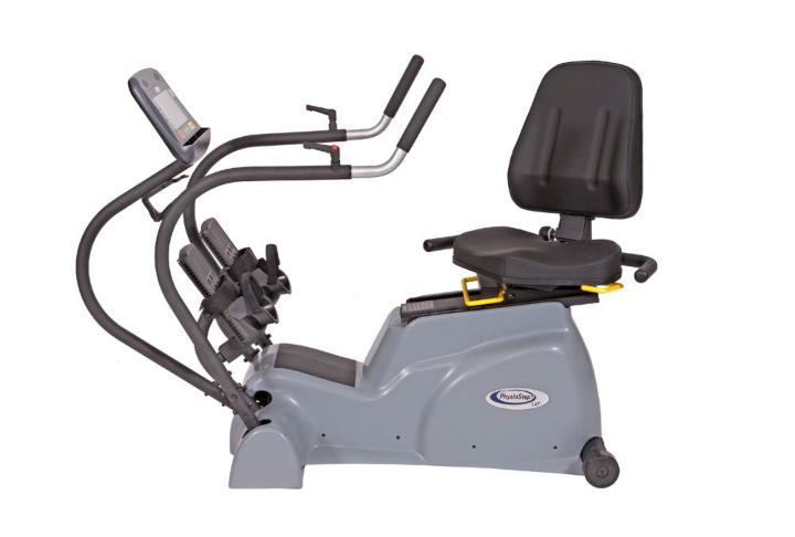 Healthcare International PhysioStep LXT Recumbent Bike Linear Cross Trainer