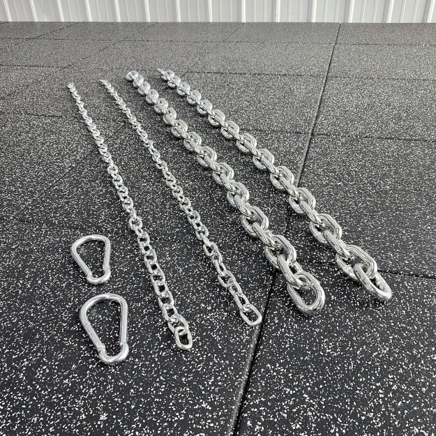 Dynamic Fitness Lifting Chain Set