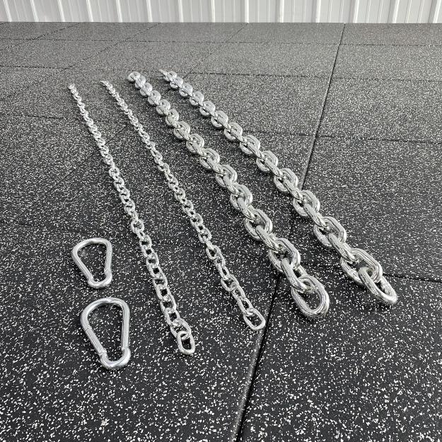 Dynamic Fitness Lifting Chain Set