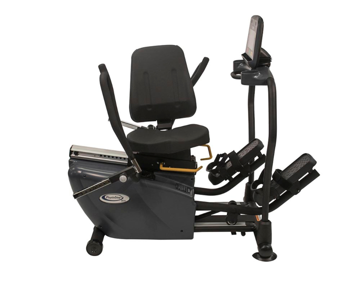 Healthcare International PhysioStep MDX Recumbent Bike Elliptical Cross Trainer