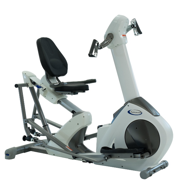Healthcare International PhysioCycle RXT Seated Elliptical Stepper Recumbent Bike Stepper Total Body Trainer