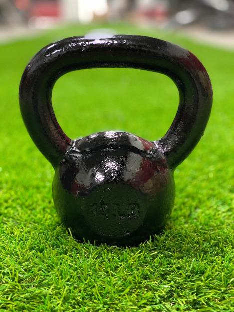 Ultimate Fitness Cast Iron Kettlebell