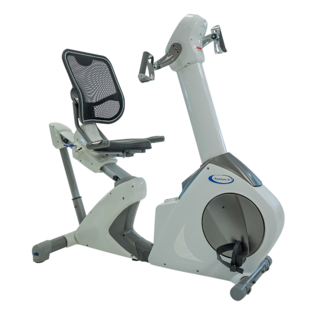 Healthcare International PhysioCycle XT Cycle and Upper Body Ergometer Trainer