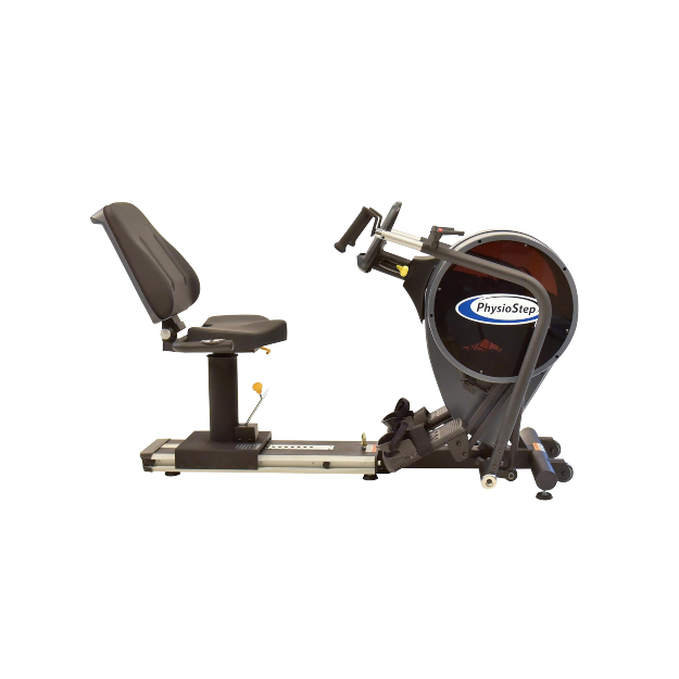 Healthcare International PhysioStep Pro Recumbent Bike Stepper Cross Trainer