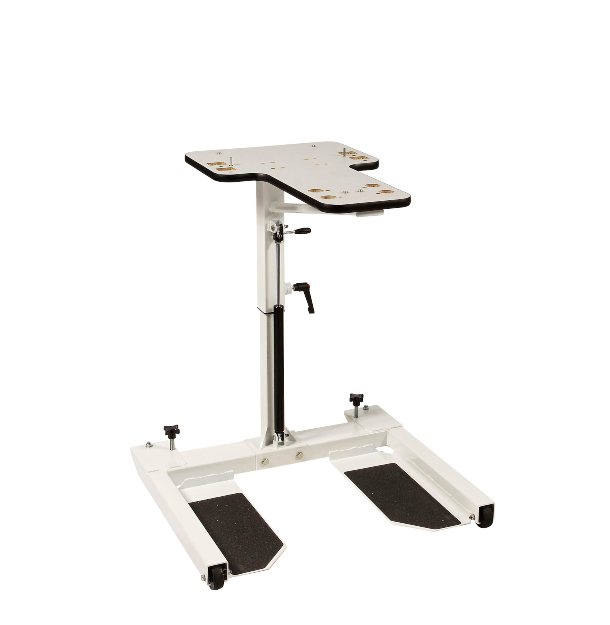 Healthcare International Hydraulic Adjustable Upper Body Ergometer Table