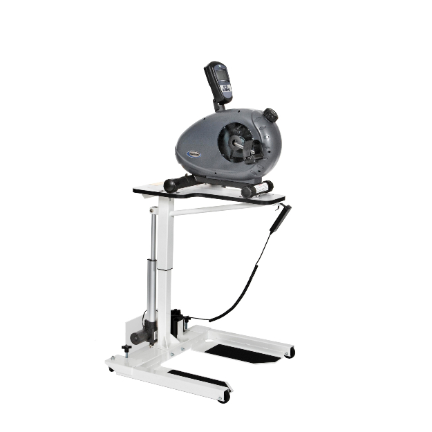Healthcare International Motorized Adjustable Upper Body Ergometer Table