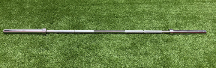 Ultimate Fitness Chrome Weightlifting Bar
